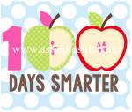 100 Days Smarter- Apple