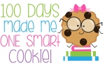 100 Days Smart Cookie Girl