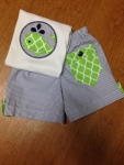 Boy Shorts w/ Pocket and Tabs - SHORTS ONLY