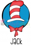 Seuss  - Cat and the Hat
