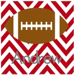 Chevron Football