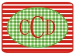 Christmas Double Patch