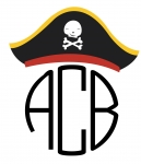 Monogrammed Pirate