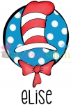 Seuss - Cat and the Hat Dot