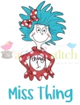 Seuss - Miss Thing