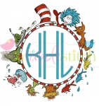 Seuss Monogram