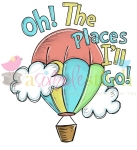 Seuss - Oh the Places