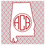 State of Alabama - Medallion