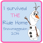 Survived Ride Home - Pink