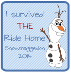 Survived Ride Home - Red